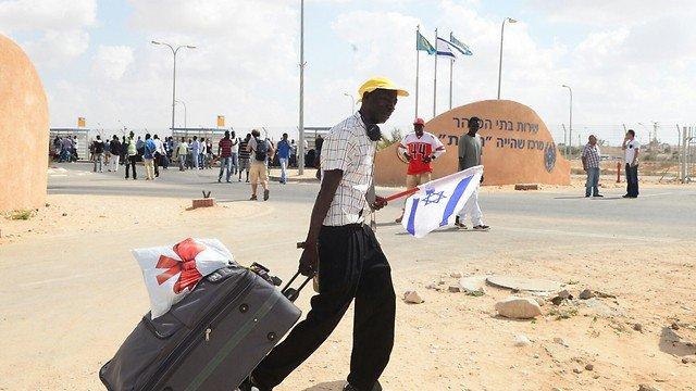 Новый адрес для подачи документов на беженство в ИзраилеНовый адрес для подачи документов на беженство в Израиле