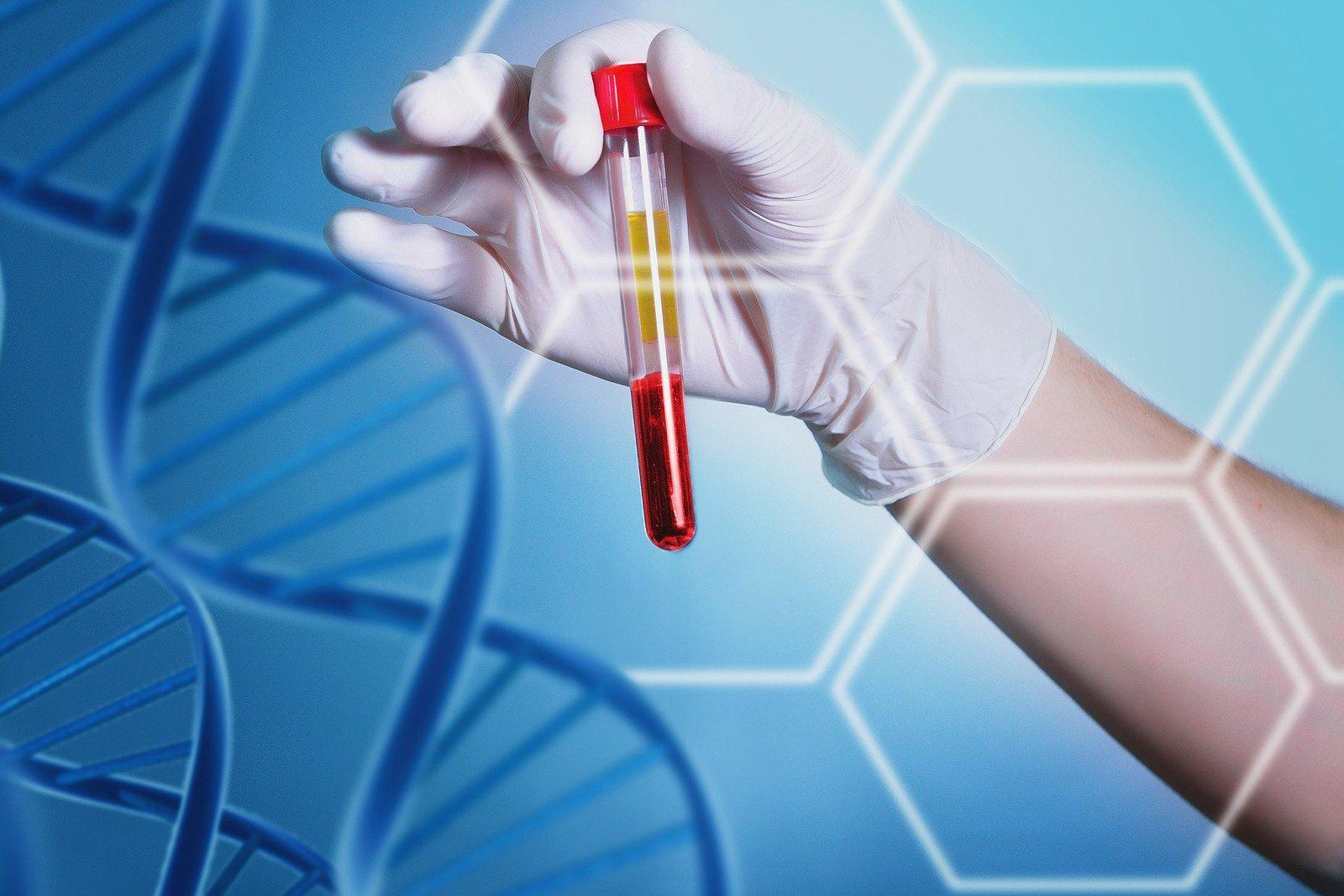 Тест ДНК для Израиля