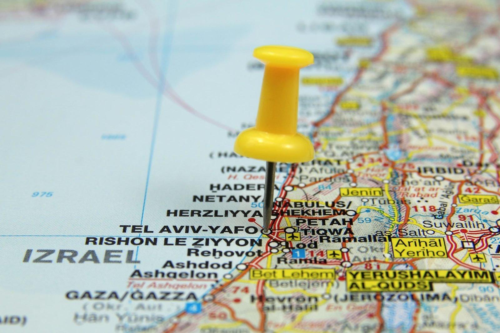 МВД Израиля телефоны адреса по городам